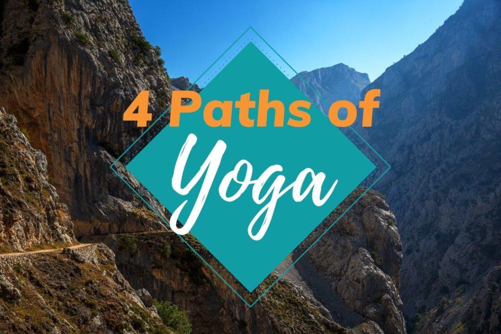 Header 4 paths of YOGA
