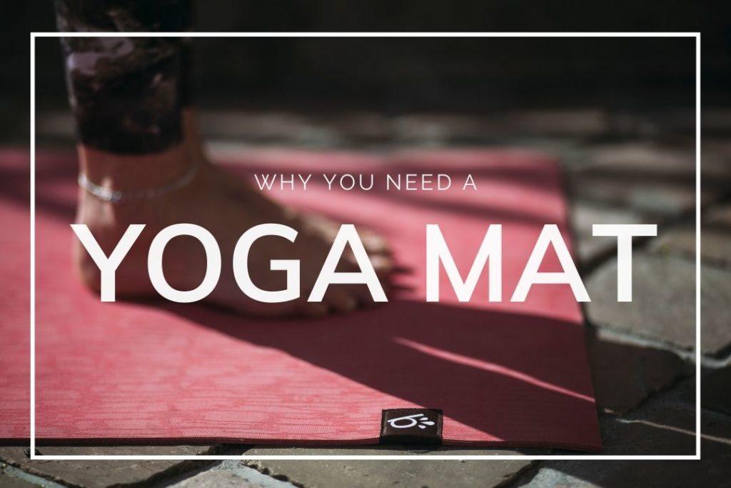 Header What is a yoga mat